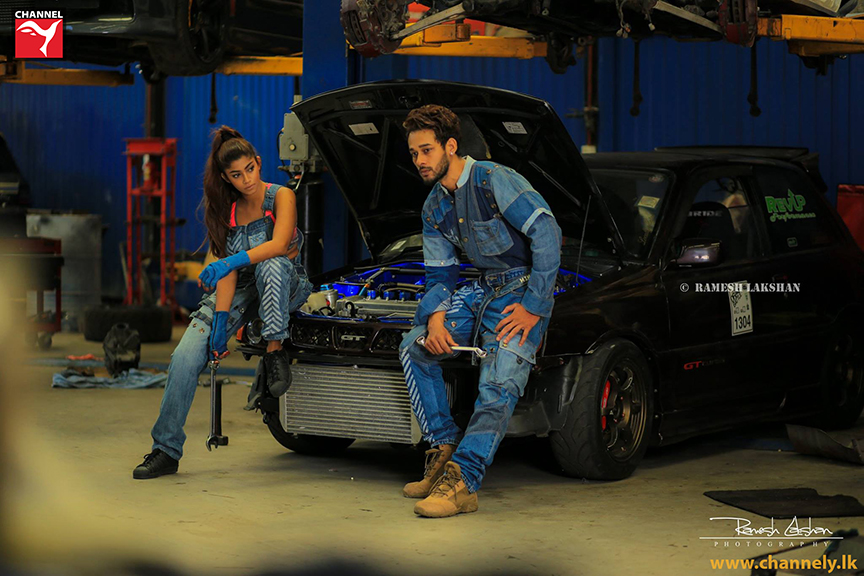 Models – Inami & Ryan Photographer – Ramesh Lakshan