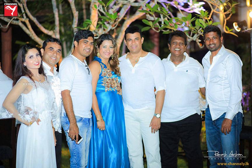 Wasana Danthanarayana BIrthday Party Photographer – Ramesh Lakshan