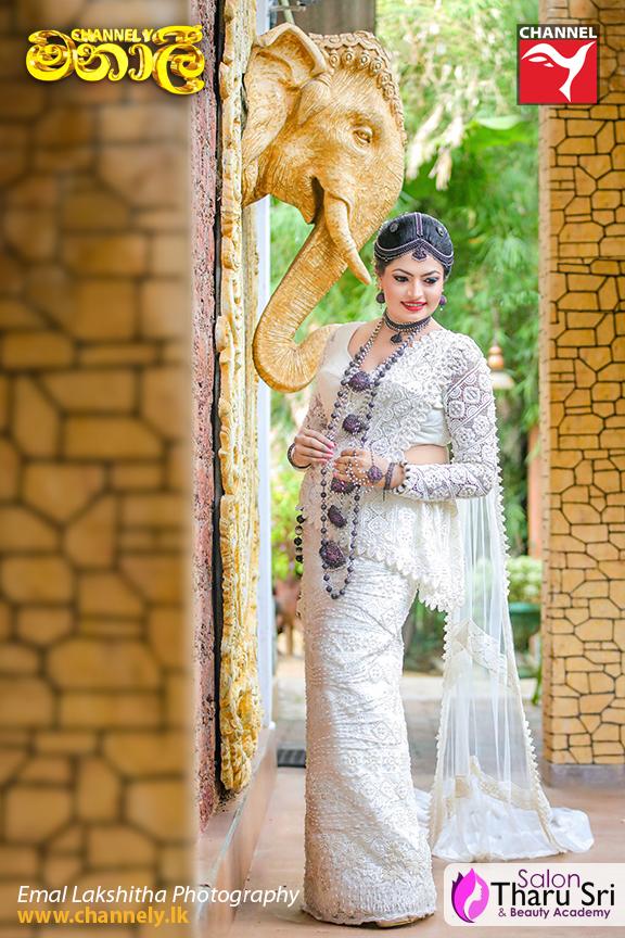 Nadeeshani Nawarathne - salon tharu sri kaluthara bridal
